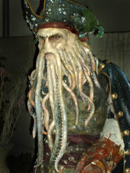 me as Davy Jones by arcitenens