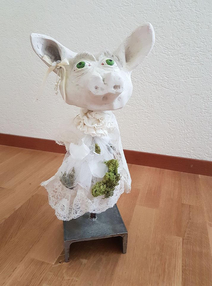 Petit cochon by cybergranny