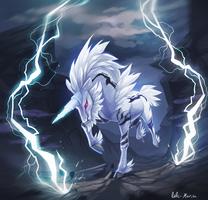 Phantom Beast by Helmiruusu