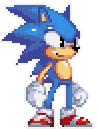 Sonic 01 by SpookyLotus
