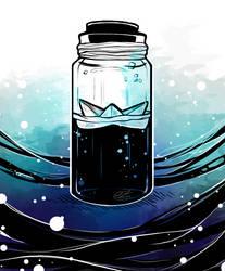 Ocean Dreams by Lexidus