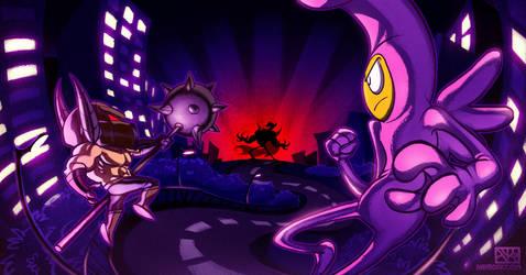 SoP - Villains by Nayro
