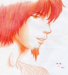 Akira - hihi by galadrielayn