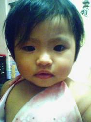 My beloved niece by galadrielayn