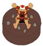 Truffle Treat by Reimutoadin