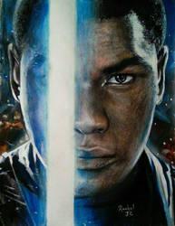 Finn - Star Wars Episode VII by LightheartedLoki