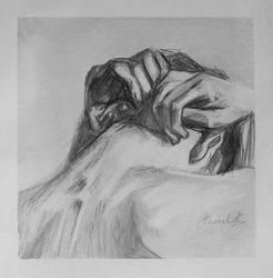 Hand Study #1 by LightheartedLoki