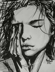 Hand Study #2 by LightheartedLoki