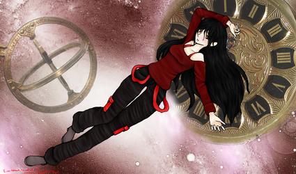 Cassandra, The Blood Prophet by Nim-Sindarin