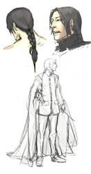 director of Hogwarts by NesCafe916