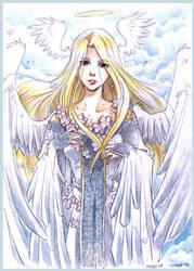 Angel by meago