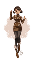 gingerbread by meago