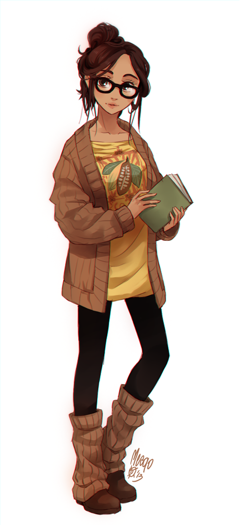 cocoa fullbody by meago