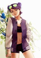 Blueberry III by meago