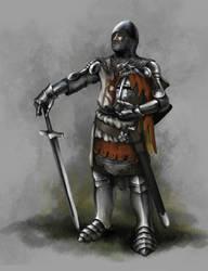Knight XIVcs by Igor-Zhovtovsky