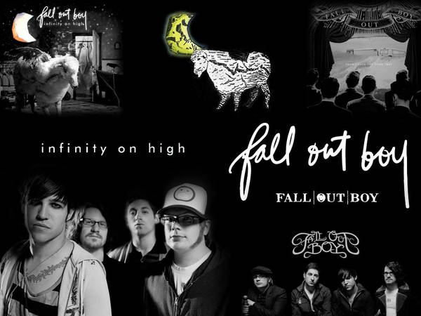 Fall Out Boy background by x-pHiLippE-x ...