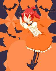 Hikaru Orange by Yuaikai8