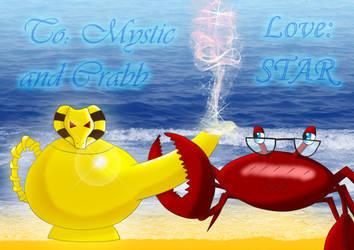 Mystic Crabb by sailorsilverstar