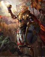 [MOBIUS FF] Sir Galahad by nethvn