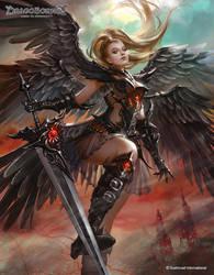 [Dragoborne] Avatar of Anarchy by nethvn