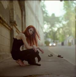 My goth, my way by Balsara