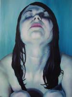 paint canvas Louise 3. by Raaaj
