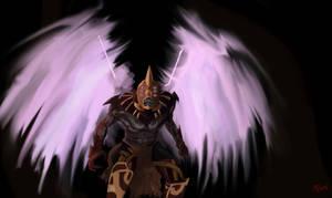 Lord Jadoth, Guild Wars Boss by Ikimono1