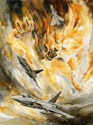 Starfire by Skohel