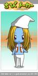 Fearie Smurf--Birthday Gift by OceanFairie