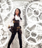 Lady Mechanika Cosplay by Crimson-Shirou