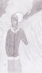 oc angel for TA by devALLjapan