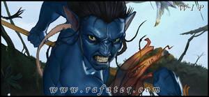 Avatar: Jake wip4 by rafater