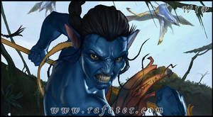Avatar: Jake wip5 by rafater
