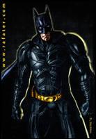 batman - fan art - 01 by rafater