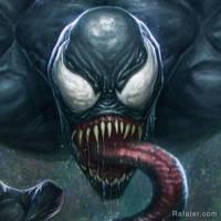 Venom sneak peek by rafater