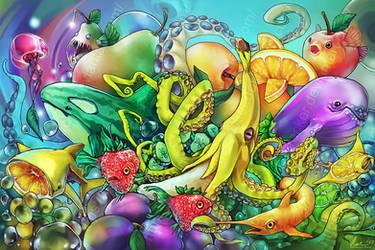 frutti di mare by MrBonecracker