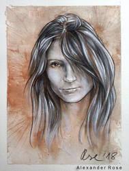 Portrait by MrBonecracker