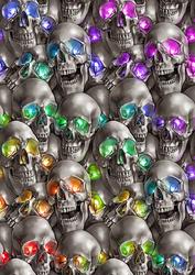 even MORE skulls by MrBonecracker