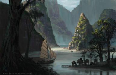 Secret place by LucasParolin