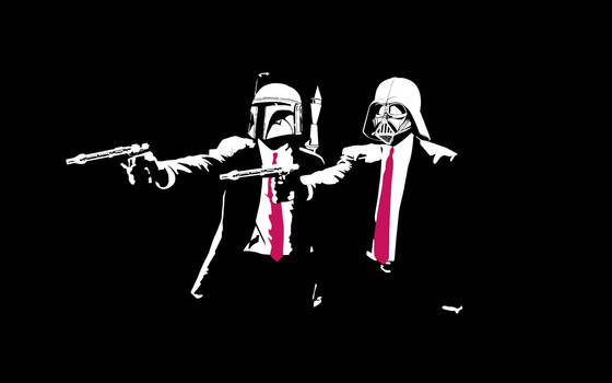 Star Pulp Wars Fiction by proseccho