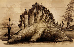 Tarkaria: Swamp Snapper (Pistolrostro Alpha) by vcubestudios