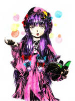 Patchouli Knowledge by Grotesque-89