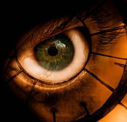The Eye Of Armageddon by Poerti
