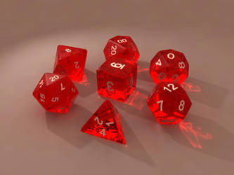 The Dice Ritual - Crystal by Robbie-Powell