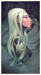 SnowSindra VESSEL 01 by eoinart
