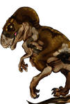 Quilmesaurus by jupiterjenny