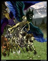 mind the foals by jupiterjenny