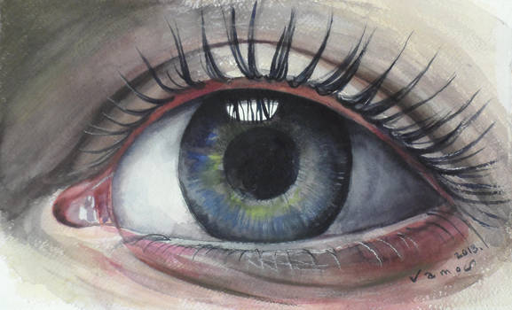 Soul Eye by VamosArt