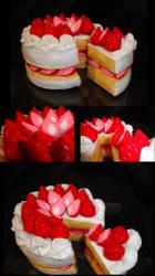 Birthday Cake by naruchama