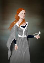 Sansa by bibbidy-boo